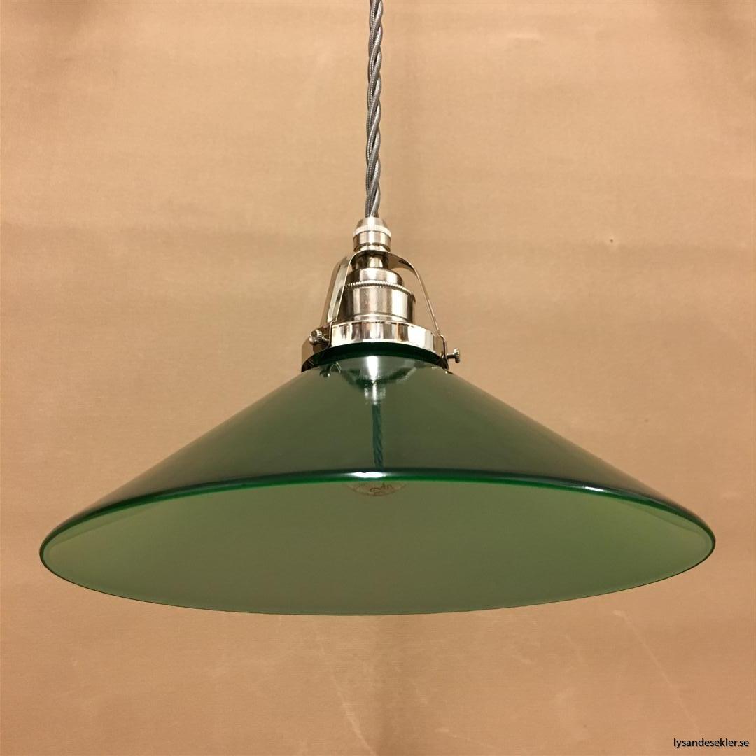 fönsterlampa i tygsladd nicklat fäste (7)