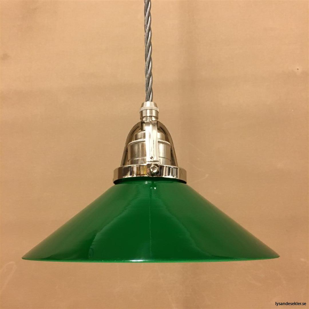 fönsterlampa i tygsladd nicklat fäste (16)