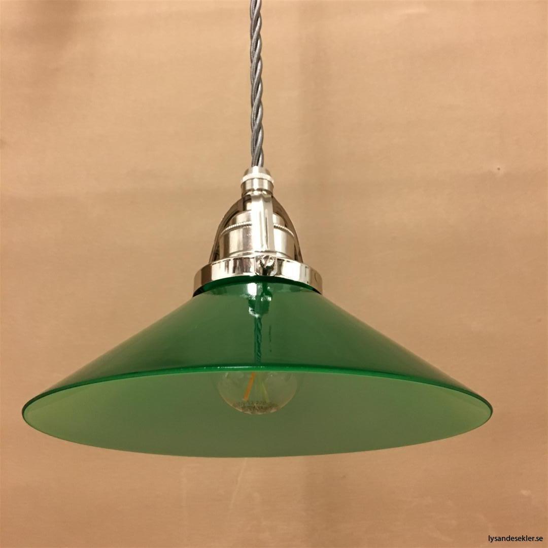 fönsterlampa i tygsladd nicklat fäste (17)