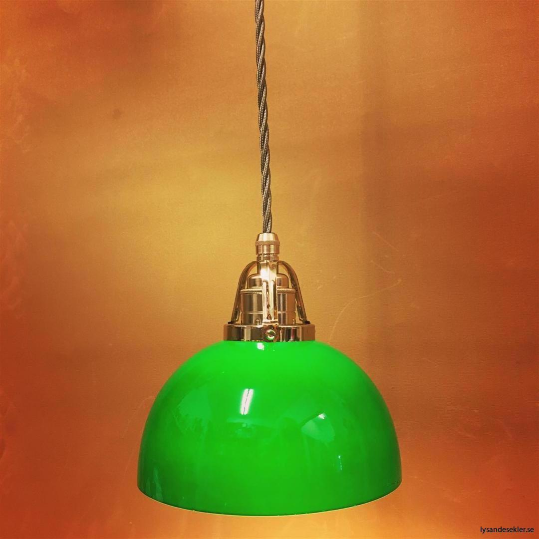 fönsterlampa i tygsladd nicklat fäste (33)