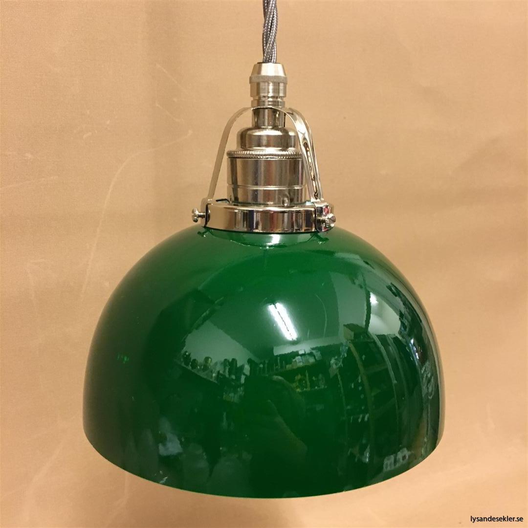 fönsterlampa i tygsladd nicklat fäste (25)