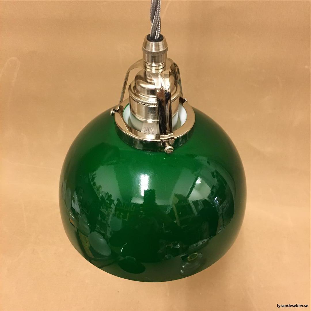 fönsterlampa i tygsladd nicklat fäste (28)