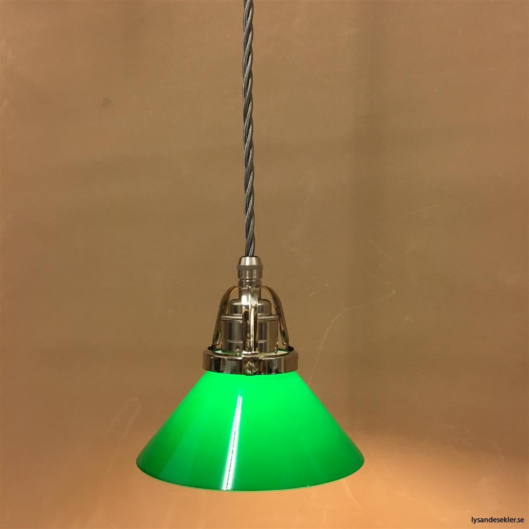 fönsterlampa i tygsladd nicklat fäste (35)