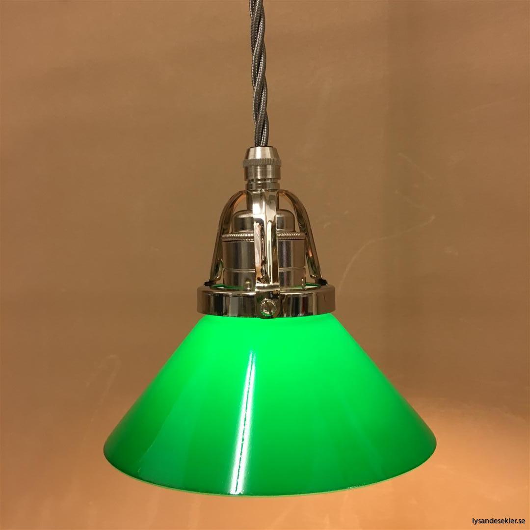 fönsterlampa i tygsladd nicklat fäste (37)