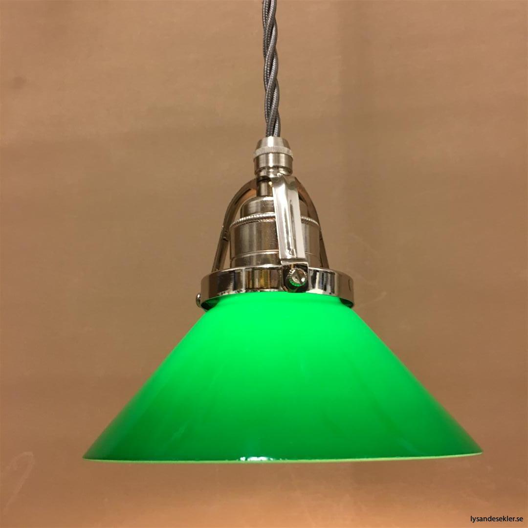 fönsterlampa i tygsladd nicklat fäste (39)