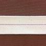 Veke 35 mm för 6''' rundbrännare (Veklängd: 25 cm) - 35 mm (6''' veke) - 25 cm lång