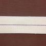 Veke 42 mm för 8''' rundbrännare (Veklängd: 25 cm) - 42 mm (8''' veke) - 25 cm lång