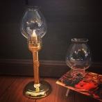 Reservglas till Karlskronalyktan