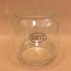Extraglas stor stormlykta Dietz (No 30)