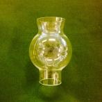 34 mm - Linjeglas 5''' / 6''' klotformat (Glas till fotogenlampa)