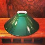 Skomakarskärm mörkgrön - Ø 20 cm