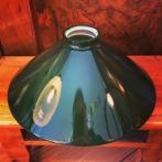 Skomakarskärm mörkgrön - Ø 25 cm