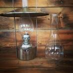 Reservglas till Sampan (50 mm) lökformat