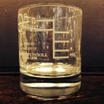 Plimsoll whiskeyglas