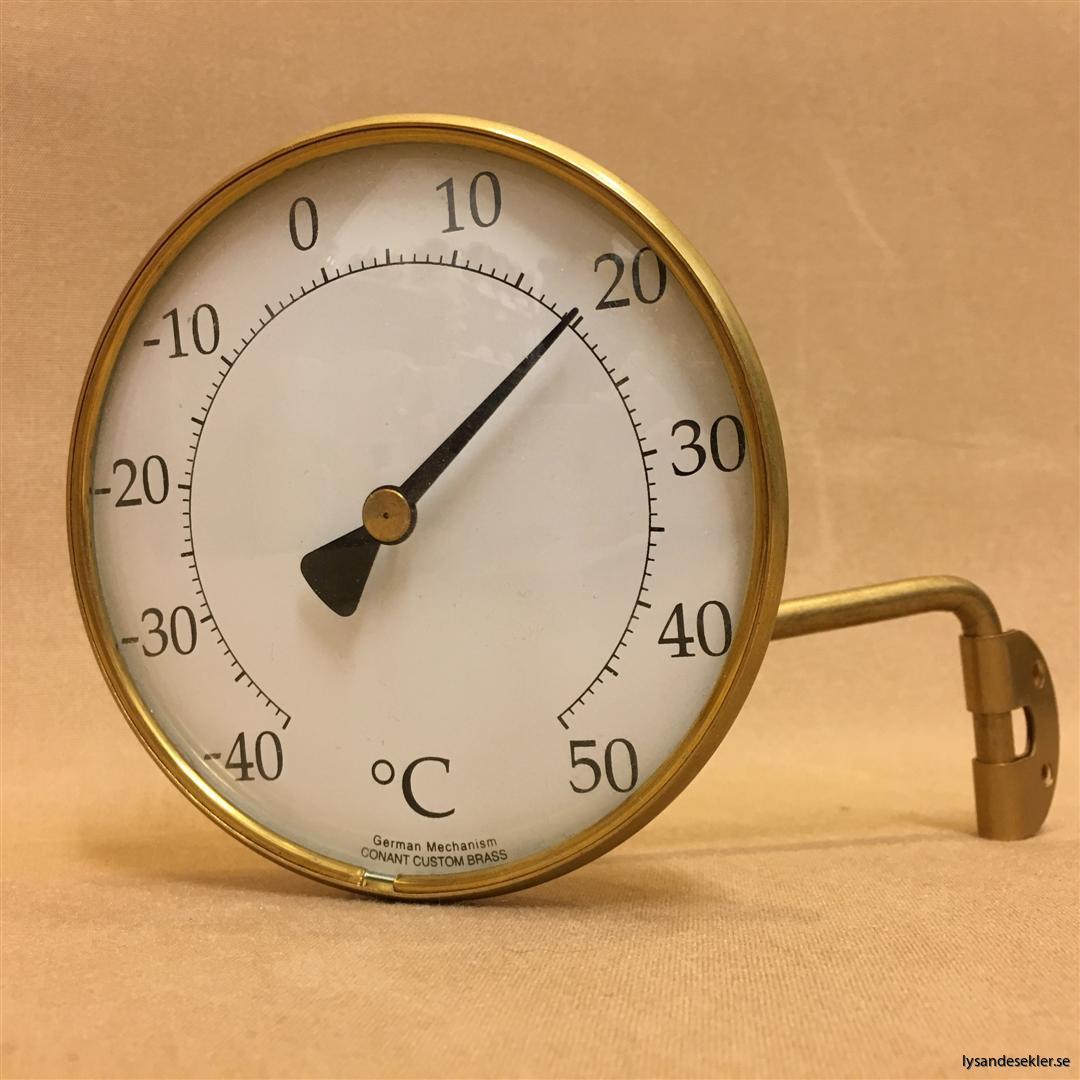termometer mässing mässingstermomter