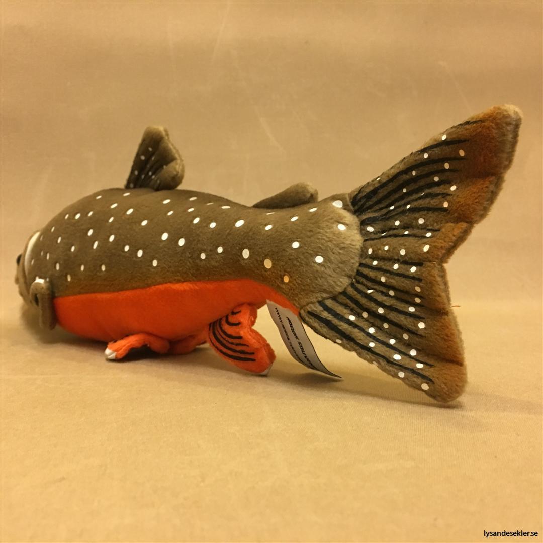 röding gosedjur mjukisdjur leksaksfisk