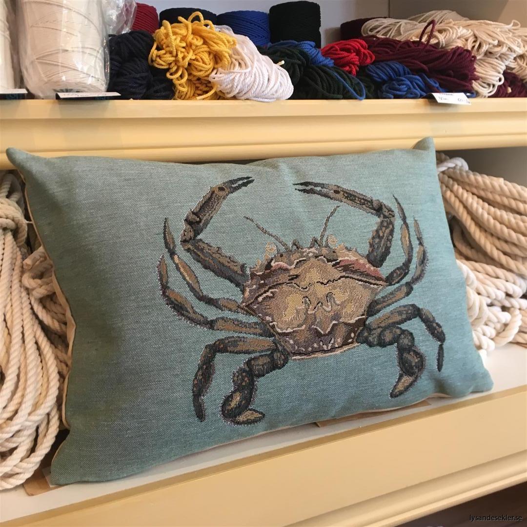 kudde krabba crab prydnadskudde