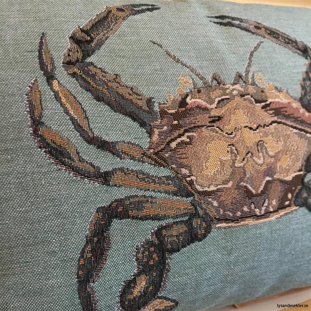 kudde krabba crab prydnadskudde (3)