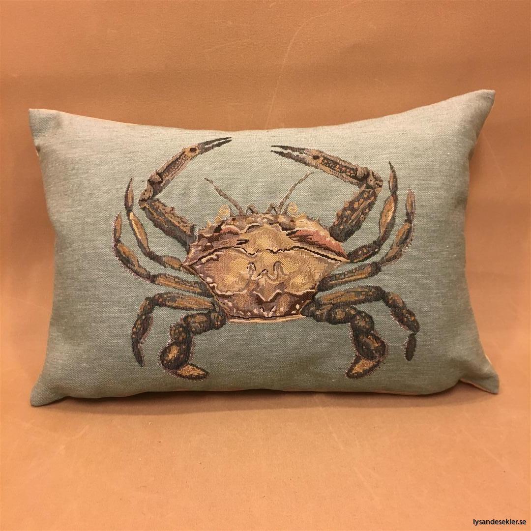 kudde krabba crab prydnadskudde (5)