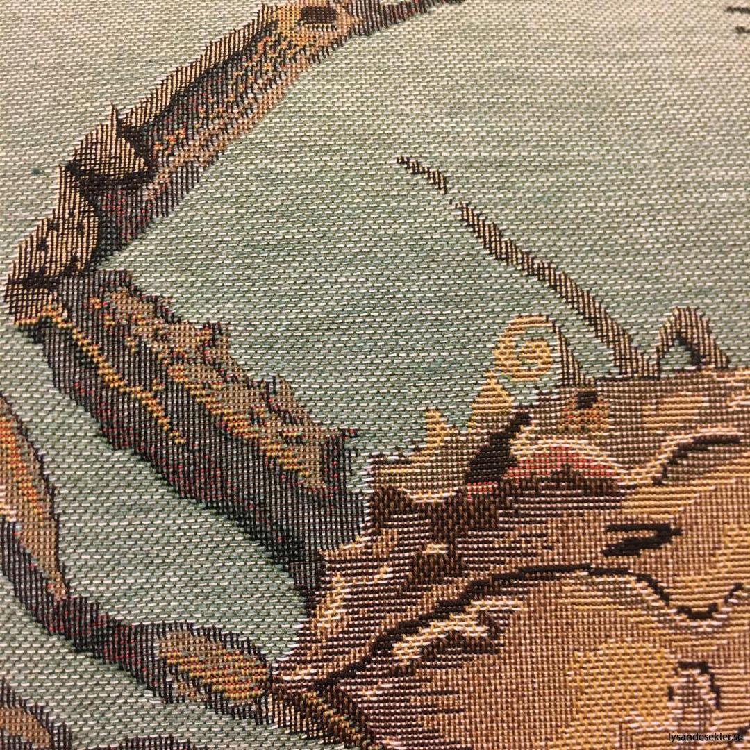 kudde krabba crab prydnadskudde (6)