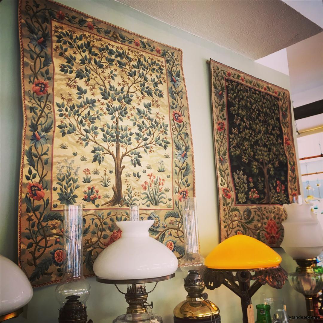 gobeläng väggobeläng textil tyggobeläng textilgobeläng tyg väggprydnad väggtyg william morris tree of life livets träd (1)