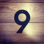9 - Siffra i gjutjärn