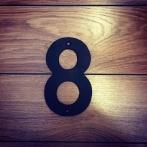 Siffra i gjutjärn - 8