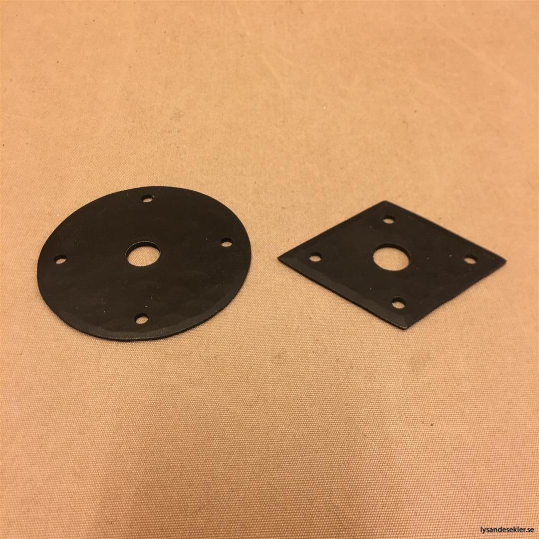 smidesrosett smidesbleck dörrbleck rosett till dörrhandtag i smide handsmitt handsmidd (9)