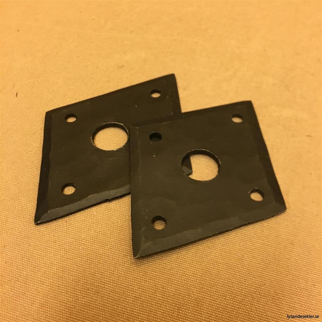 smidesrosett smidesbleck dörrbleck rosett till dörrhandtag i smide handsmitt handsmidd (4)