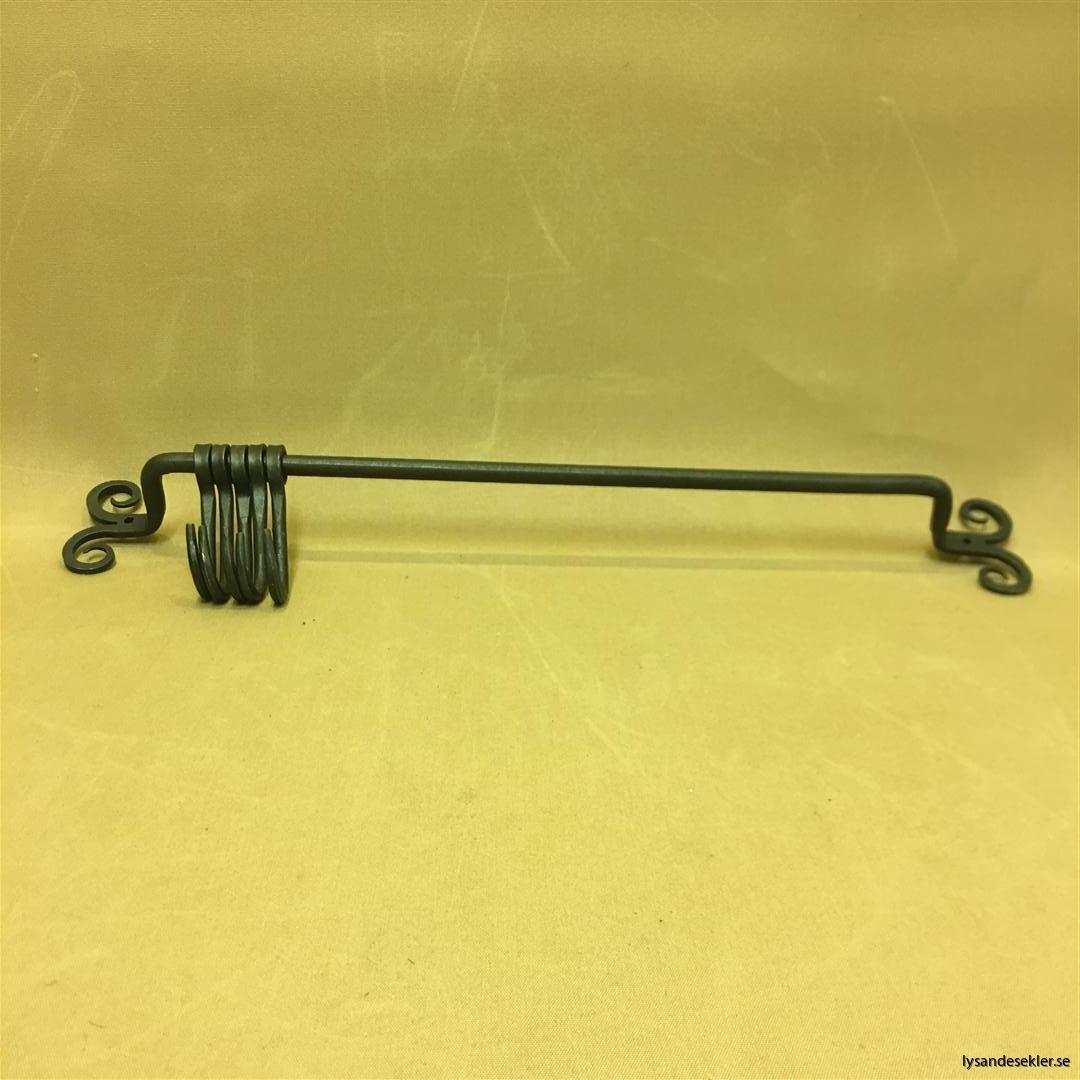 5 smideskrokar smideshängare hängare vägghängare smide (7)