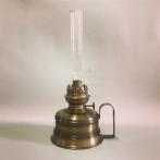 Brasserielampan 14''' antikoxiderad 33 cm