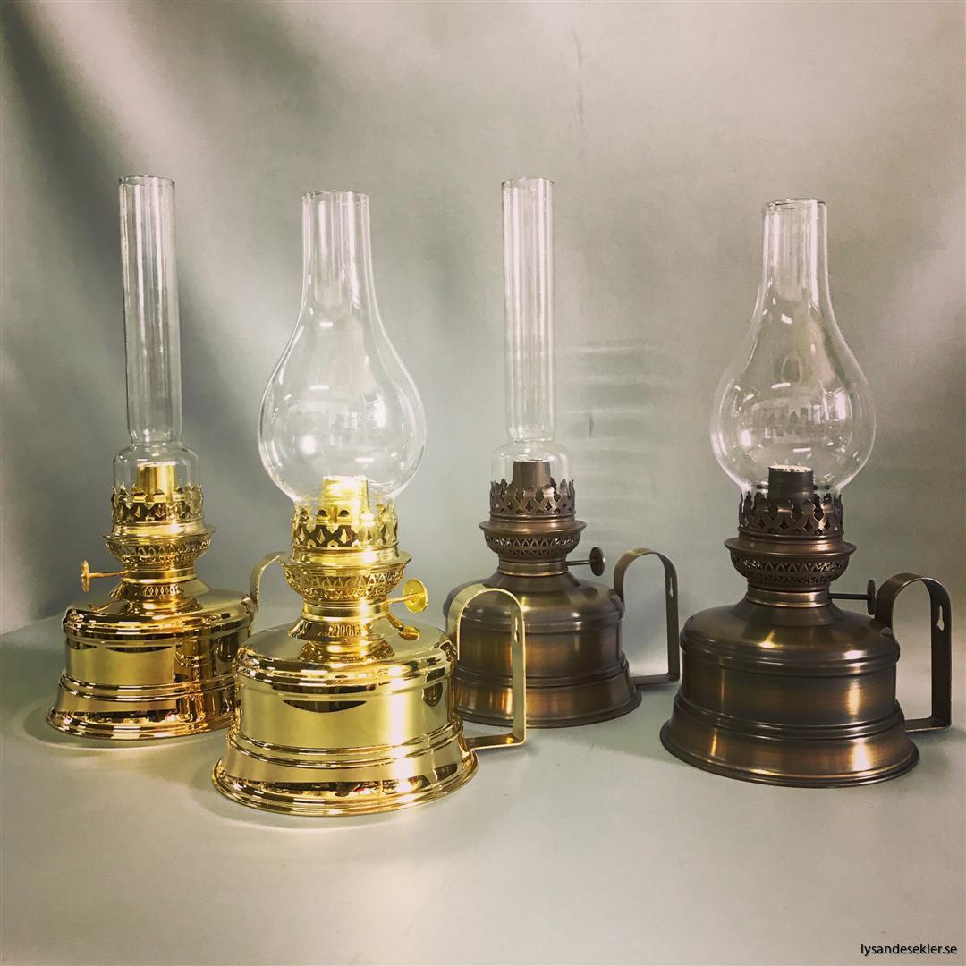 brasserielampa brasserielampan fotogenlama mässing vägglampa bordslampa fransk oljelampa