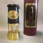 Gruvlykta Miner's Lamp - mässing/svart - mellan 22 cm