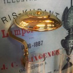 Sotskydd för linjeglas stort Ø 65 mm