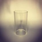 Extraglas cylinder, bl.a. till tåglyktor