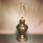 Amerikansk ROYAL fotogenlampa (äldre)