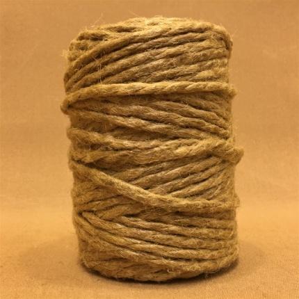 Tjärad märling hampex(syntet) - 250 g rulle -