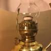Stora trålarlampan mässing 20'''