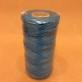 Färgat hampsnöre - Blå hampa