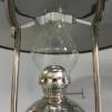 Sampan II - rostfri oljelampa