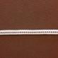 7 mm veke för flatbrännare (Veklängd: 25 cm) (Vekar till fotogenlampor) - 7 mm bred veke i bomull
