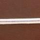 9 mm veke för flatbrännare (Veklängd: 25 cm) (Vekar till fotogenlampor) - 9 mm bred veke i bomull (för bl.a.  3''' brännare eller Dietz Comet)