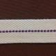 23 mm veke för flatbrännare (Veklängd: 25 cm) (Vekar till fotogenlampor) - 23 mm bred veke i bomull