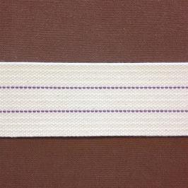 Veke 47 mm för 10''' rundbrännare (Veklängd: 25 cm) (Veke till fotogenlampa) - 47 mm (10''' veke) - 25 cm lång