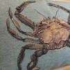 Kudde med krabba