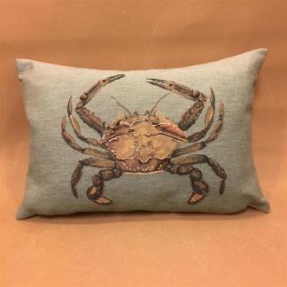 Kudde med krabba - Kudde med krabbmotiv