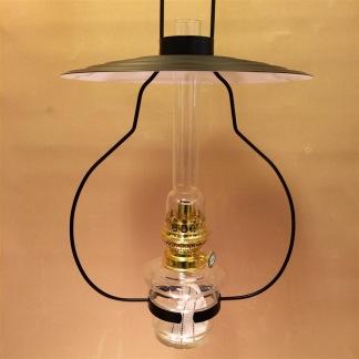 Lyckebylampan svart - Lyckebylampan svart