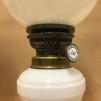 Herrgårdslampan 14''' - Herrgårdslampan antikoxiderad mässing fotogenmodell