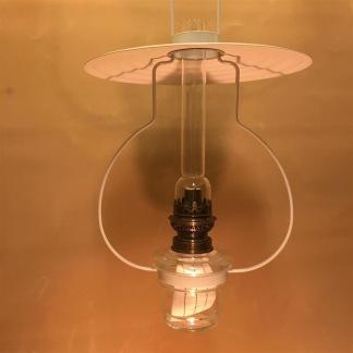 Lyckebylampan ljusgrå 14''' - Lyckebylampan ljusgrå
