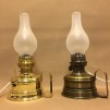 Brasserielampan - elektrifierad